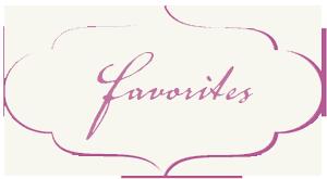 favorites.-widget